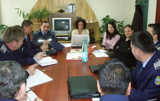 Working with a Domestic Abuse Shelter in Romania