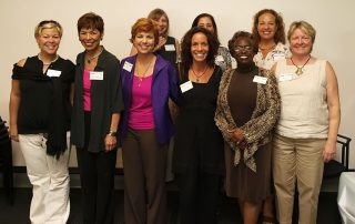 Working with a women's health organization